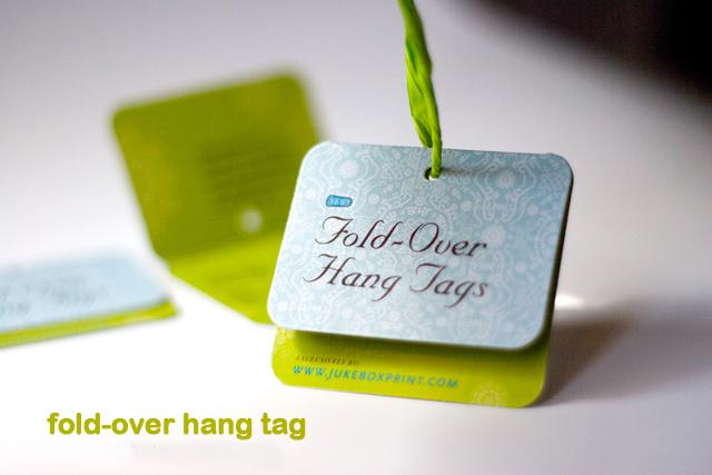 Hang Tag Printing