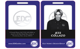 Plastic ID / Badge Cards