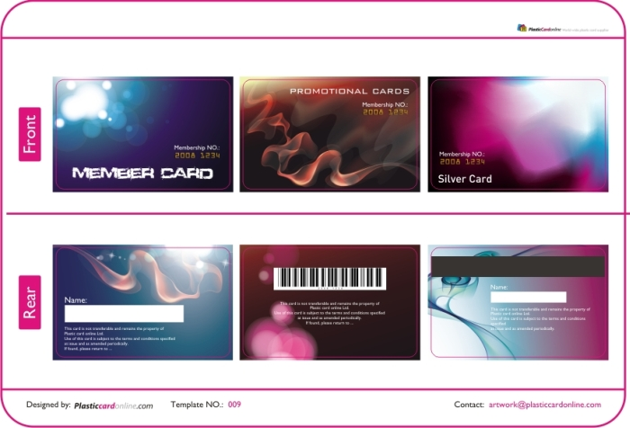 Doc597422 Membership Cards Templates Doc Membership Cards – Membership Id Card Template