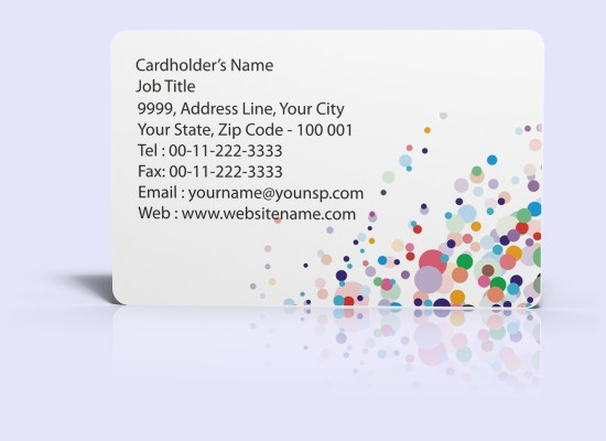 plastic_card_template_091 B